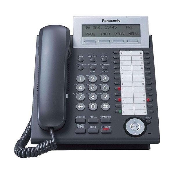 گوشی تلفن رومیزی پاناسونیک مدل Panasonic-KX-DT346X | نوک مدادی