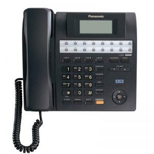 گوشی تلفن رومیزی پاناسونیک مدل Panasonic KX-TS4100