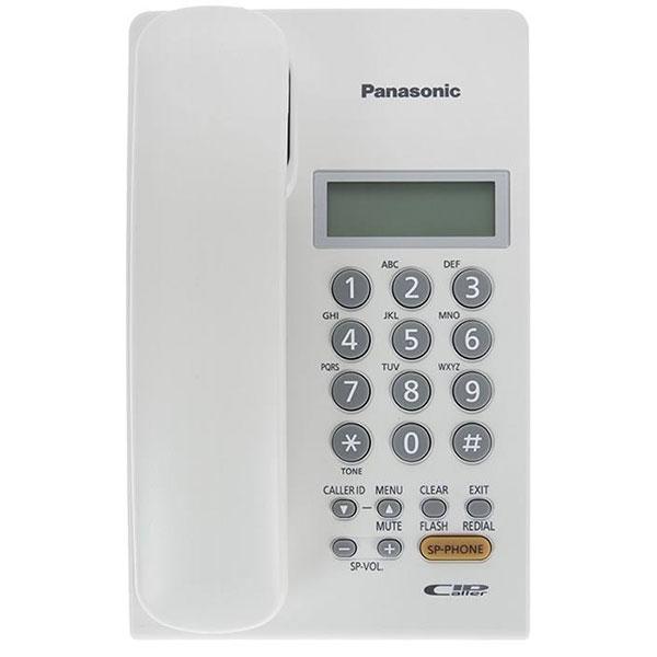 گوشی تلفن رومیزی پاناسونیک مدل Panasonic-KX-TSC62